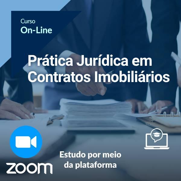 Prática Jurídica em Contratos Imobiliários (On-Line)