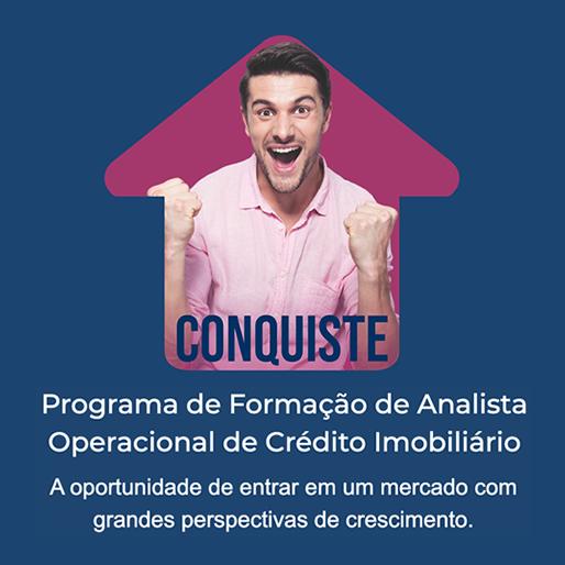 Programa de Formação de Analista Operacional de Crédito Imobiliário